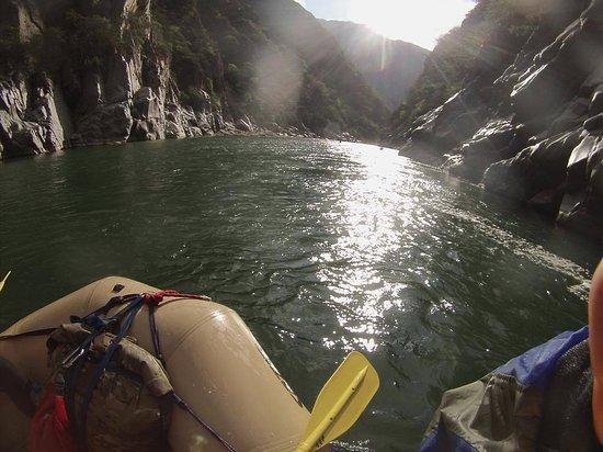 Terra Explorer Peru: rafting