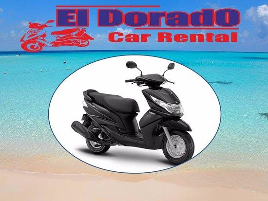 El Dorado Scooters Cozumel