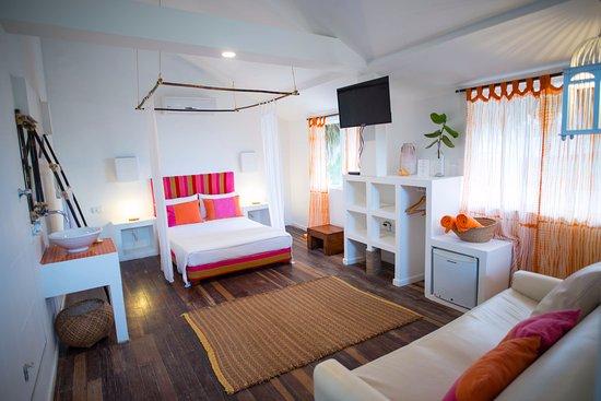 Kohsamui Casa Hotel Del Mar: Suite Rosa