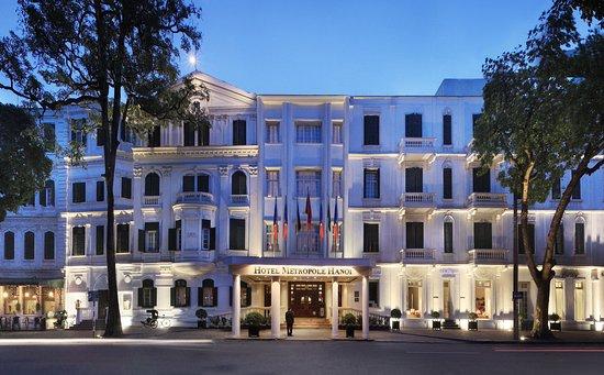 河內索菲特大都市飯店