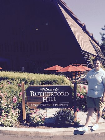 Rutherford Hill Winery: Rutherford Hill