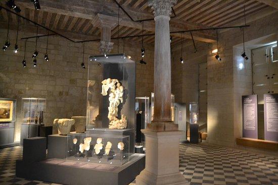 Fontevraud-l'Abbaye, França: Salle des trésors