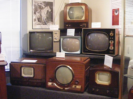 The history of television - Picture of National Capital