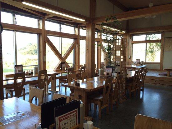 Kuroshio-cho, Japan: 店舗内観