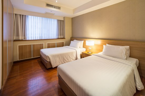 Bandara Suites Silom, Bangkok: Two Bedroom Residence
