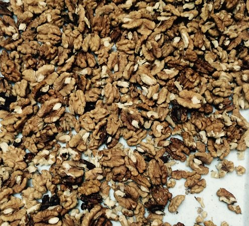 Foodie Walk: Moravian delicacy is made from young walnuts by the original 100-year-old recipe.