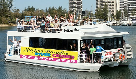 ‪Surfers Paradise River Cruises‬