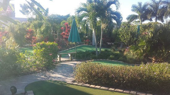 Marco Golf and Garden : Well maitained gardens