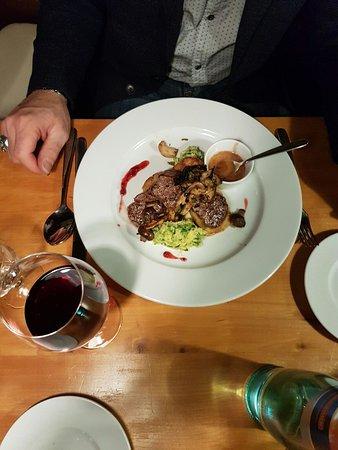 Kirchzarten, Tyskland: Restaurant zum Rossle
