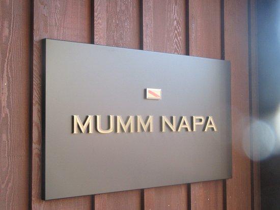 写真Mumm Napa枚