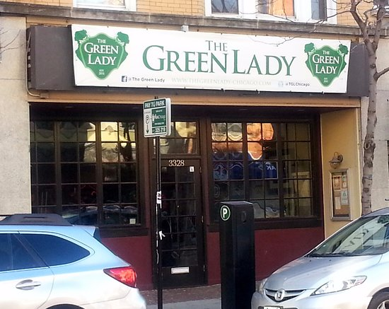 ‪The Green Lady‬