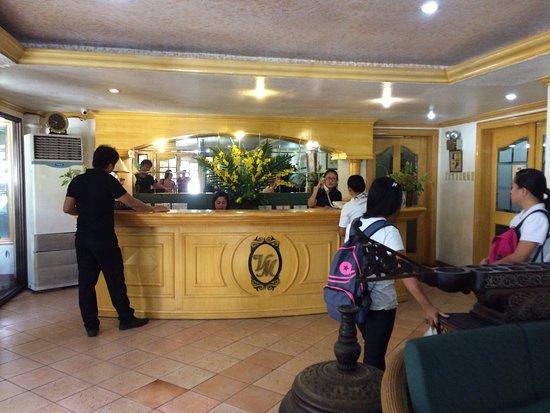Villa Margarita : Lobby