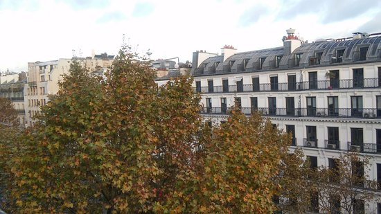 TRYP Paris Opera Hotel: Vistas desde la quinta planta