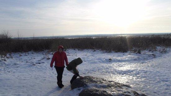 Pereslavl-Zalessky, Russia: возле Синь камня