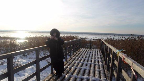 Pereslavl-Zalessky, Russia: Природа проста восхитительная