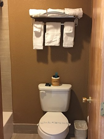 Oskaloosa, IA: Newly remodeled double bed rooms