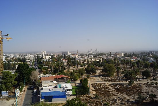 Ramla, Israel: View from the White Tower