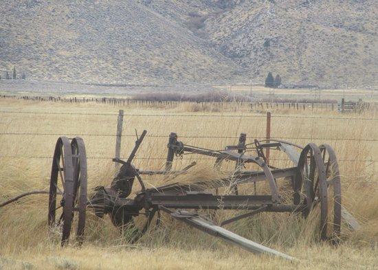 Minden, نيفادا: Dangberg Home Ranch Historic Park, Minden, Nevada