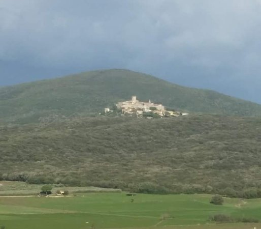 Located In The Capalbio Countryside Which Is In The: Foto Di Agriturismo Colleverde, Capalbio
