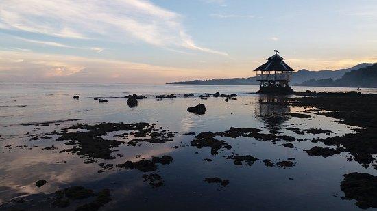 Jagna, Philippines: Low Tide