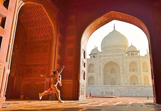 Fragrance of Taj - Day Tours