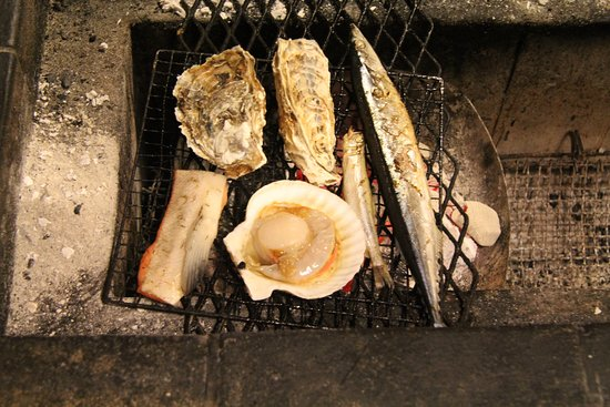 Akkeshi-cho, Japan: 厚岸海鮮フルコース