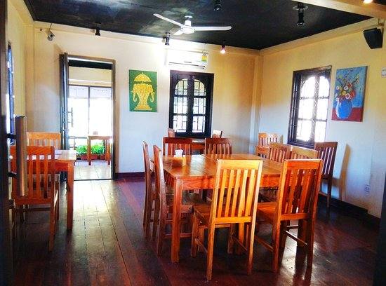 Restaurant Design Review : Mini house restaurant luang prabang reviews