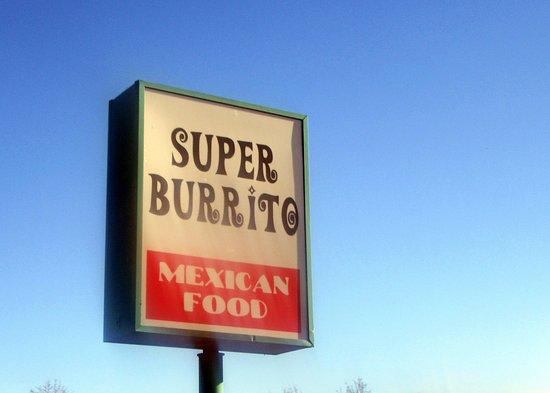 Super Burrito, Minden, Nevada