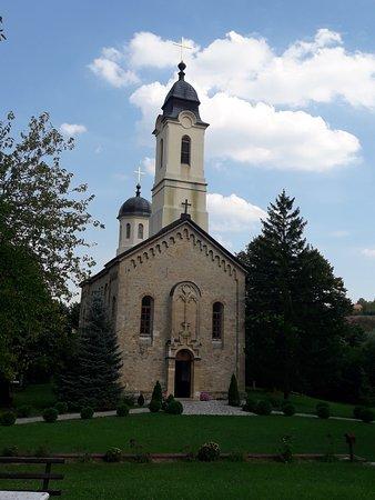 Sremski Karlovci, صربيا: Eglise