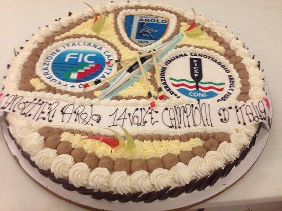 Ispra, Itália: Pasticceria San Gabriele