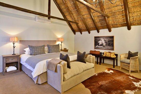 Lobengula Lodge at Shamwari Game Reserve