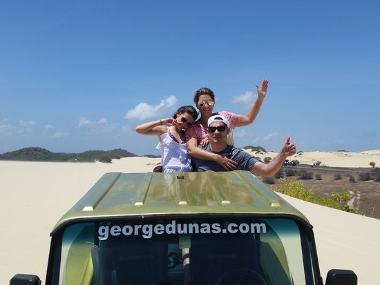 George Dunas Buggy Tours in Fortaleza