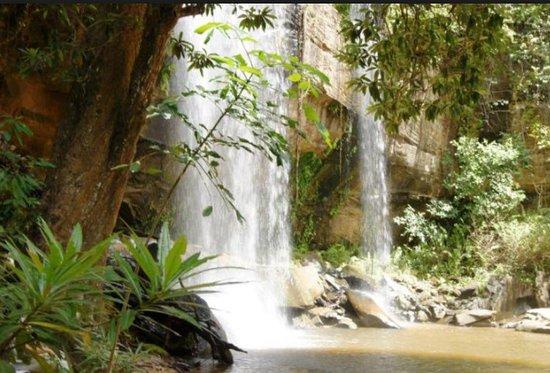 Kwale, Кения: Shelricks falls