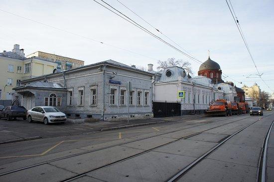 House P.A. Bachurina - I.E. Smirnova