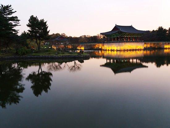 Donggung Palace & Wolji Pond