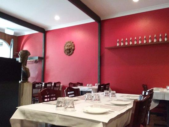 La Dolce Vita: Restaurant interior.