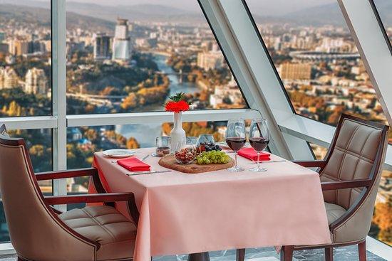 The Biltmore Hotel Tbilisi Xeme Restaurant 31st Floor