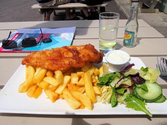 Glandore, Ιρλανδία: Great food!