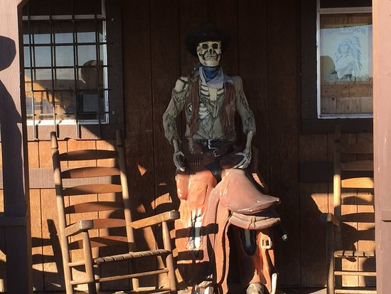 Williams, AZ: Double Eagle Trading Co, AZ