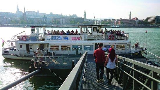 Photo of Harbor / Marina Dock 7 at Dock 8a Jane Haining Rakpart, Budapest 1051, Hungary