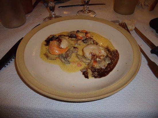 Photo de la route d 39 argent nasbinals for Restaurant nasbinals