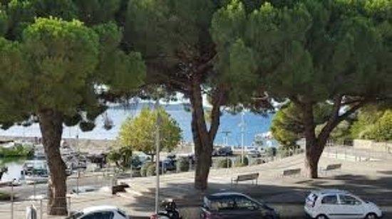 Hotel Richiardi : vue de la chambre