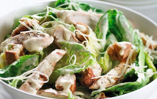 Ferns, İrlanda: Caesar Salad