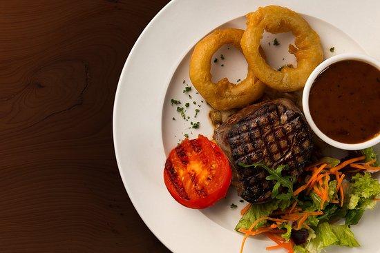 Ferns, İrlanda: Fillet Steak