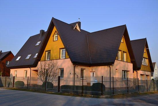 Kretinga, ليتوانيا: View from park, Maironis street