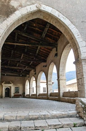 La Loggia dei Mercanti di Sermoneta