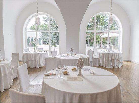 Sala pranzo - Picture of villa La Siragusa, Palombaio - TripAdvisor