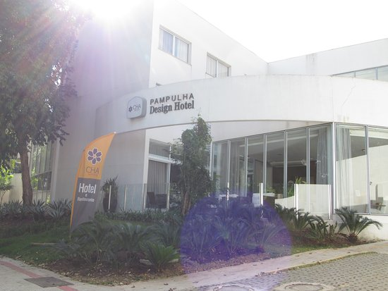 Pampulha design hotel belo horizonte brasilien for Hotel design 77