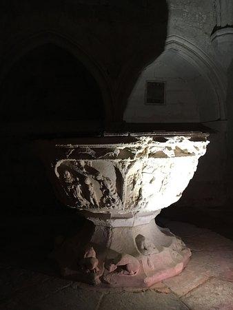 Sasamon, Hiszpania: Colegiata Santa María la Real. Sasamón, Burgos