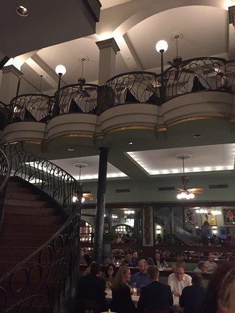 Palace Cafe: interno